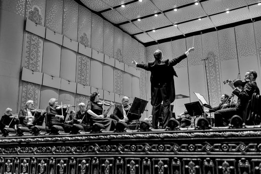 The Columbus Symphony performs at the Ohio Theatre. Credit: Courtesy of Stephen Pariser