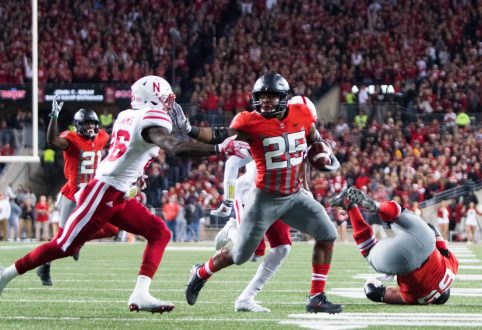 Buckeye Bytes: Ohio State running back Mike Weber still recovering from hamstring injury, Demario McCall working with H-backs and more