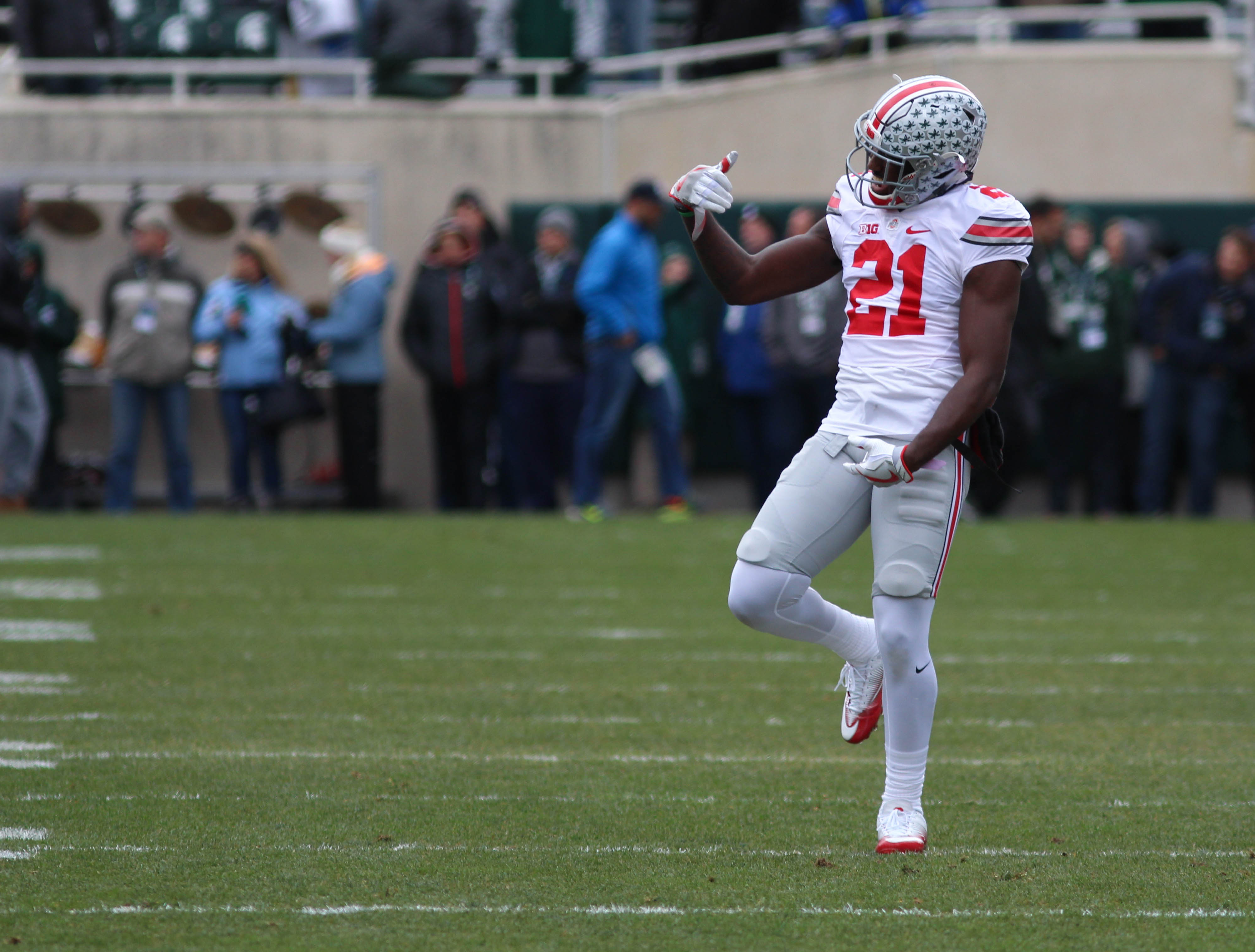 Just how fast is Ohio State H-back Parris Campbell? – The