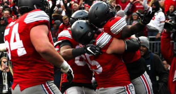 Ohio State selected No. 3 in College Football Playoff, play Clemson
