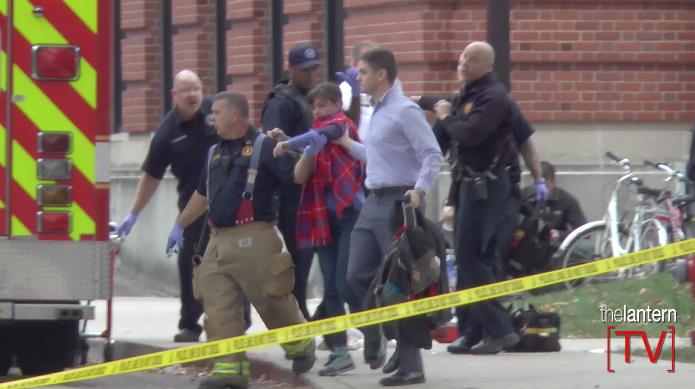 Lantern TV: Ohio State campus stabbing