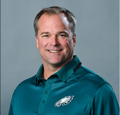 Bill Davis coached three years with the Philadelphia Eagles. He will be a defensive assistant starting in 2017. Credit: Courtesy of the Philadelphia Eagles