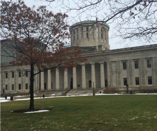 Legislation passed by the Ohio House of Representatives would allow colleges opt-in into expanding concealed carry onto their campuses. Credit: Nick Roll   Campus Editor