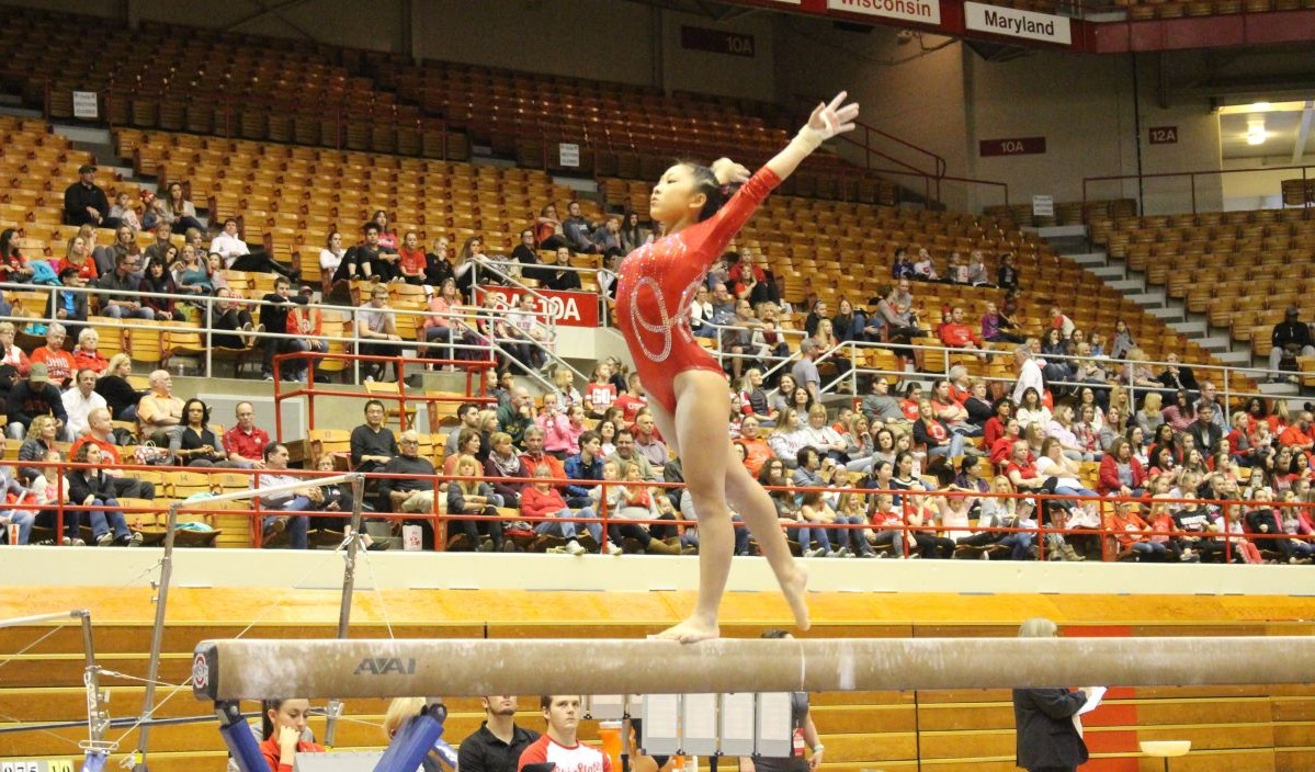 state of ohio gymnastics meet