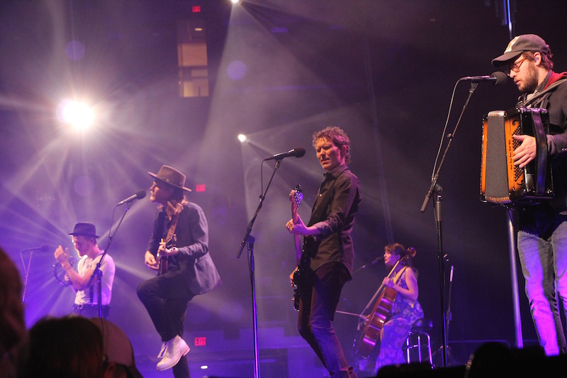 11. American folk-rock band, The Lumineers, performed on Jan. 28 at The Schottenstein Center in Columbus. Credit: Ashley Nelson | Sports Director