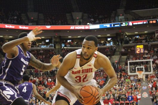 Northwestern ends 40-year dry spell at Ohio State