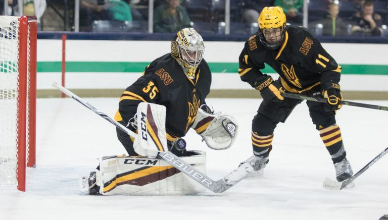NCAA: Ohio State's Opponent, Arizona State, Serves As The Face Of Expansion Out West For College Hockey