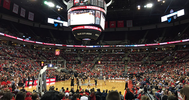 Ohio State basketball attendance plummets from recent ticket packages