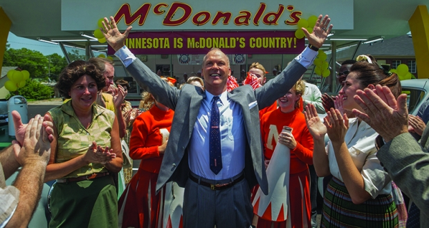Ohio State alumnus brings McDonald's story to big screen in 'The Founder'