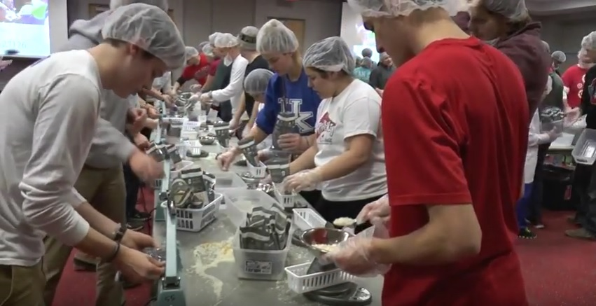 Scarlet Scoop: MLK Day of Service, Dining Services Update