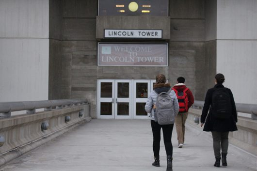 Ohio State's Counseling and Consultation Service opened a new office in Lincoln Tower after adding 12 new consumers during Fall Semester. Credit: Sara Stacy | Senior Lantern reporter