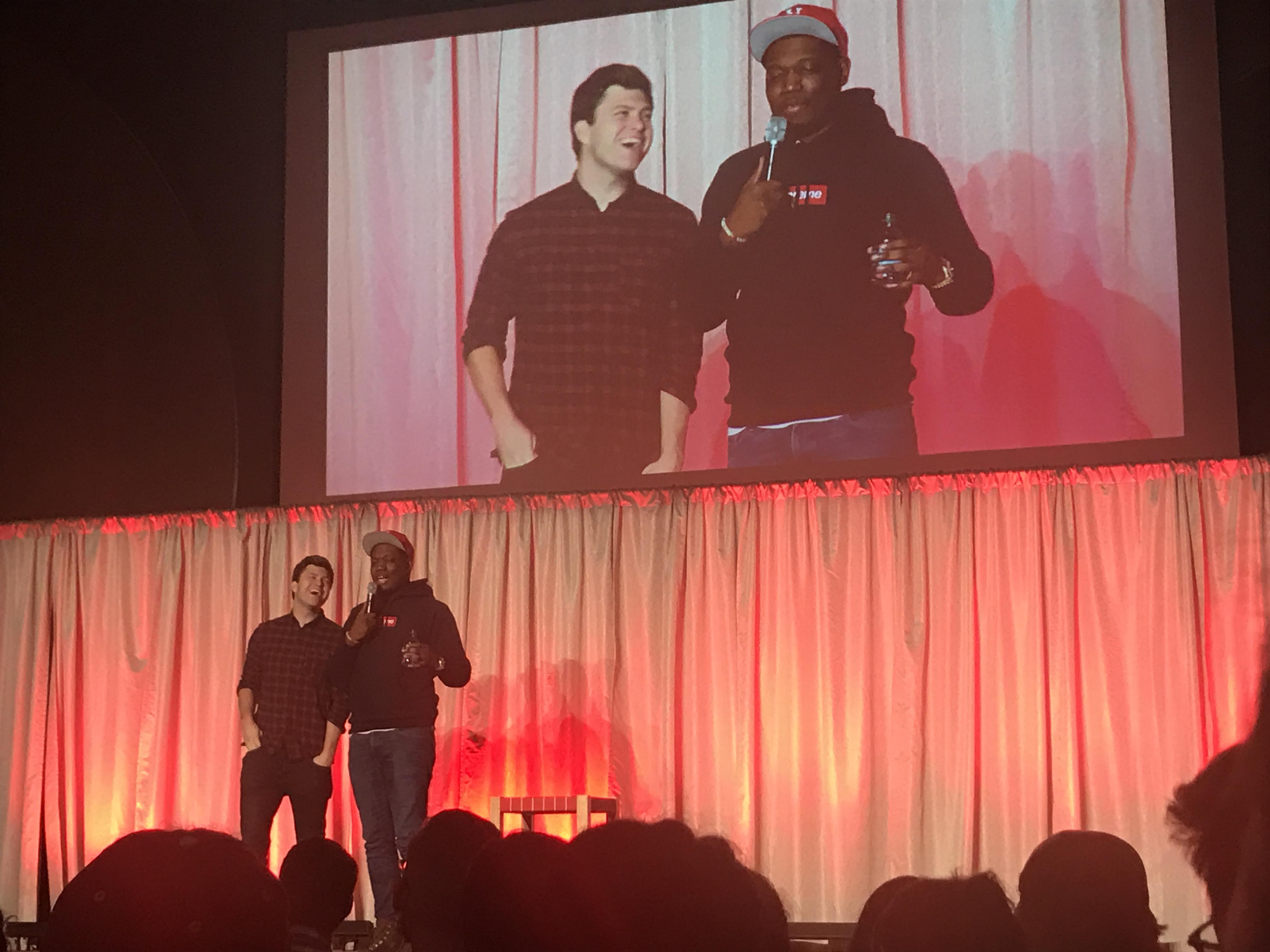 Saturday Night Live comedians talk friendship, growing careers