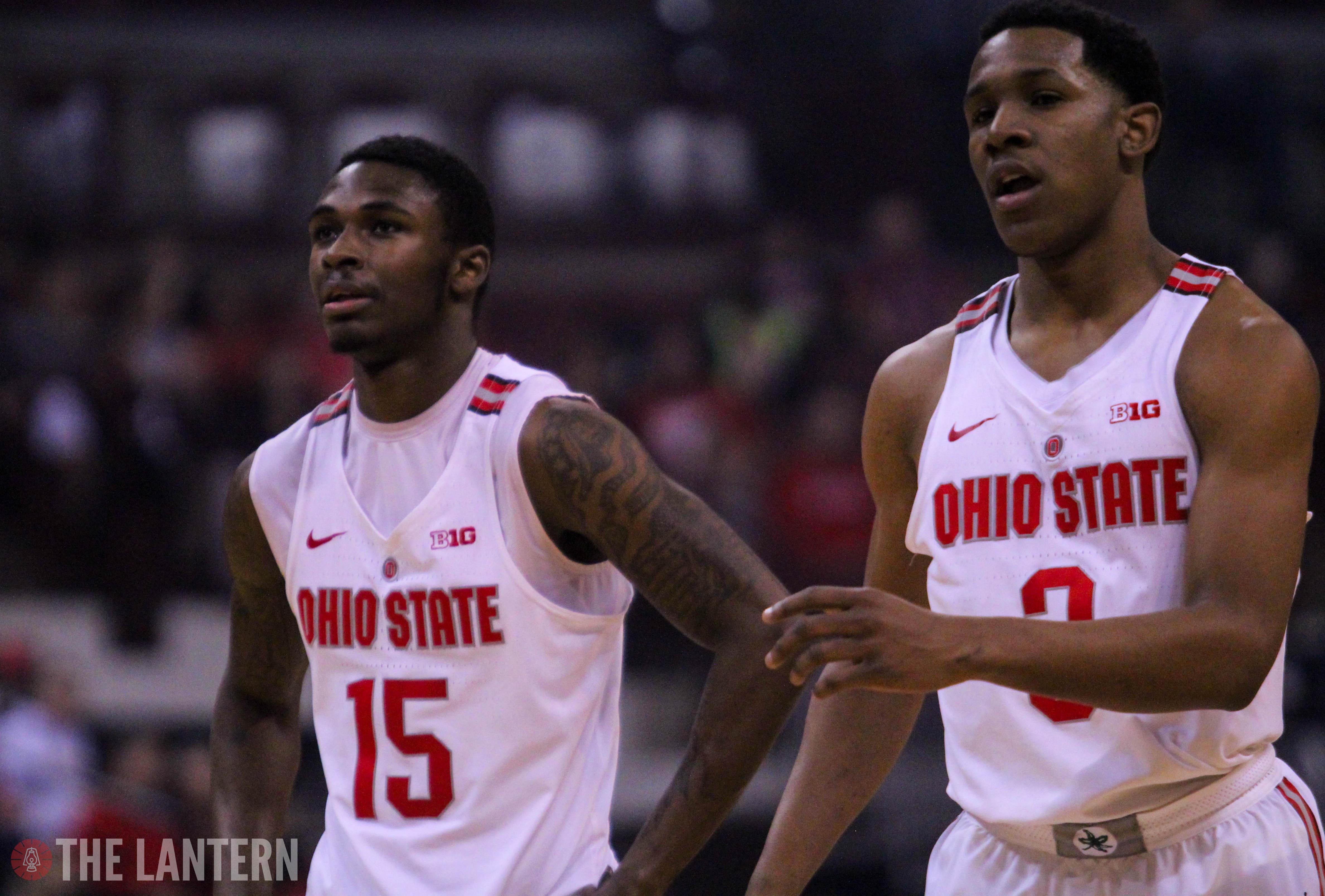 ohio state men u0027s basketball starting five still unknown