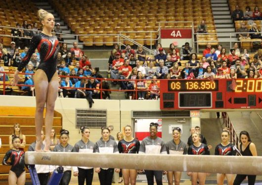 Women's gymnastics: No. 19 Ohio State snags win in final ...
