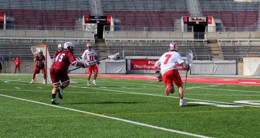 Men's Lacrosse No. 11 Ohio Condition returns to Ohio Stadium to defend myself against Bucknell
