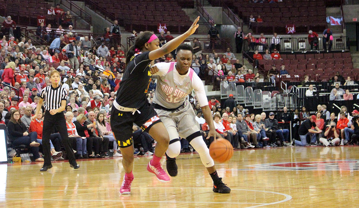 Women's basketball: Shayla Cooper's leadership molded by her journey