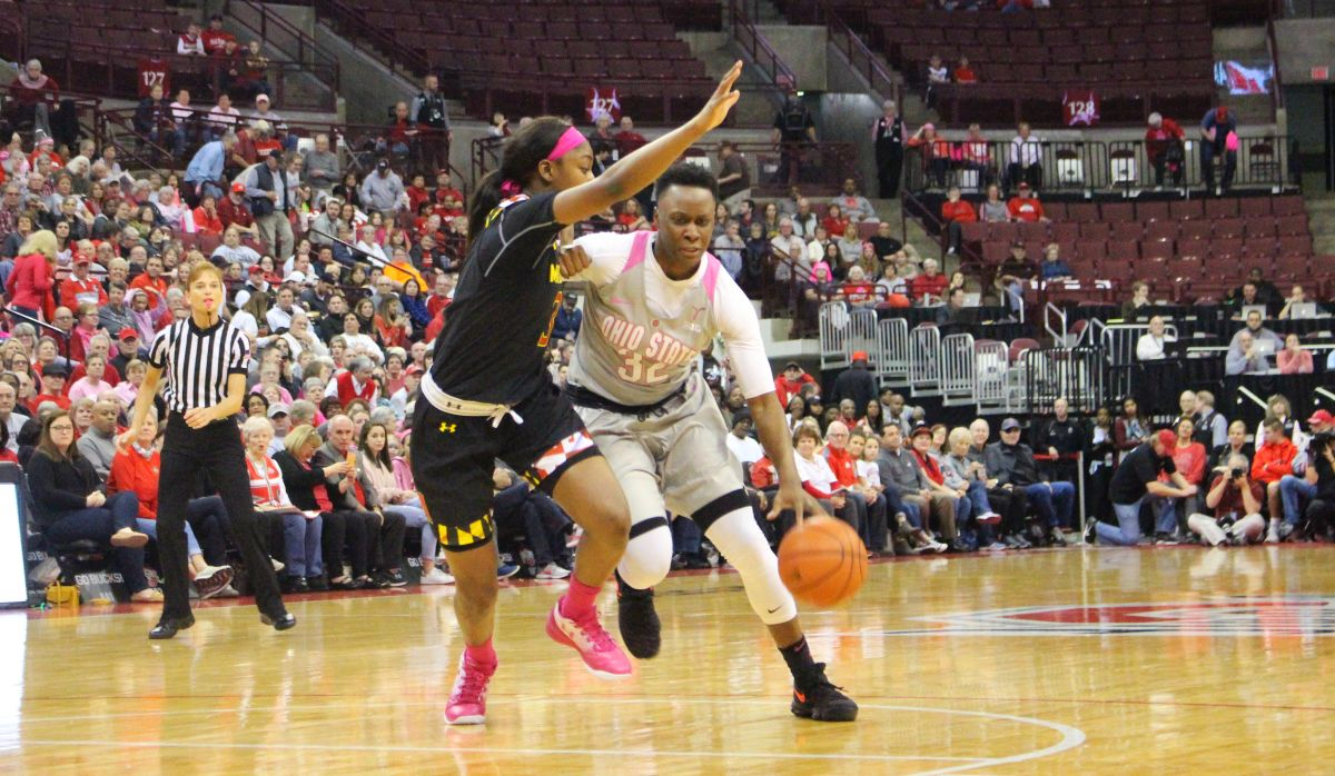 Women's basketball: Offensive firepower shines in Ohio State's victory over No. 2 Maryland