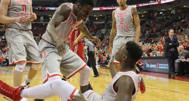 Men's basketball: Kam Williams announces he will return to Ohio State