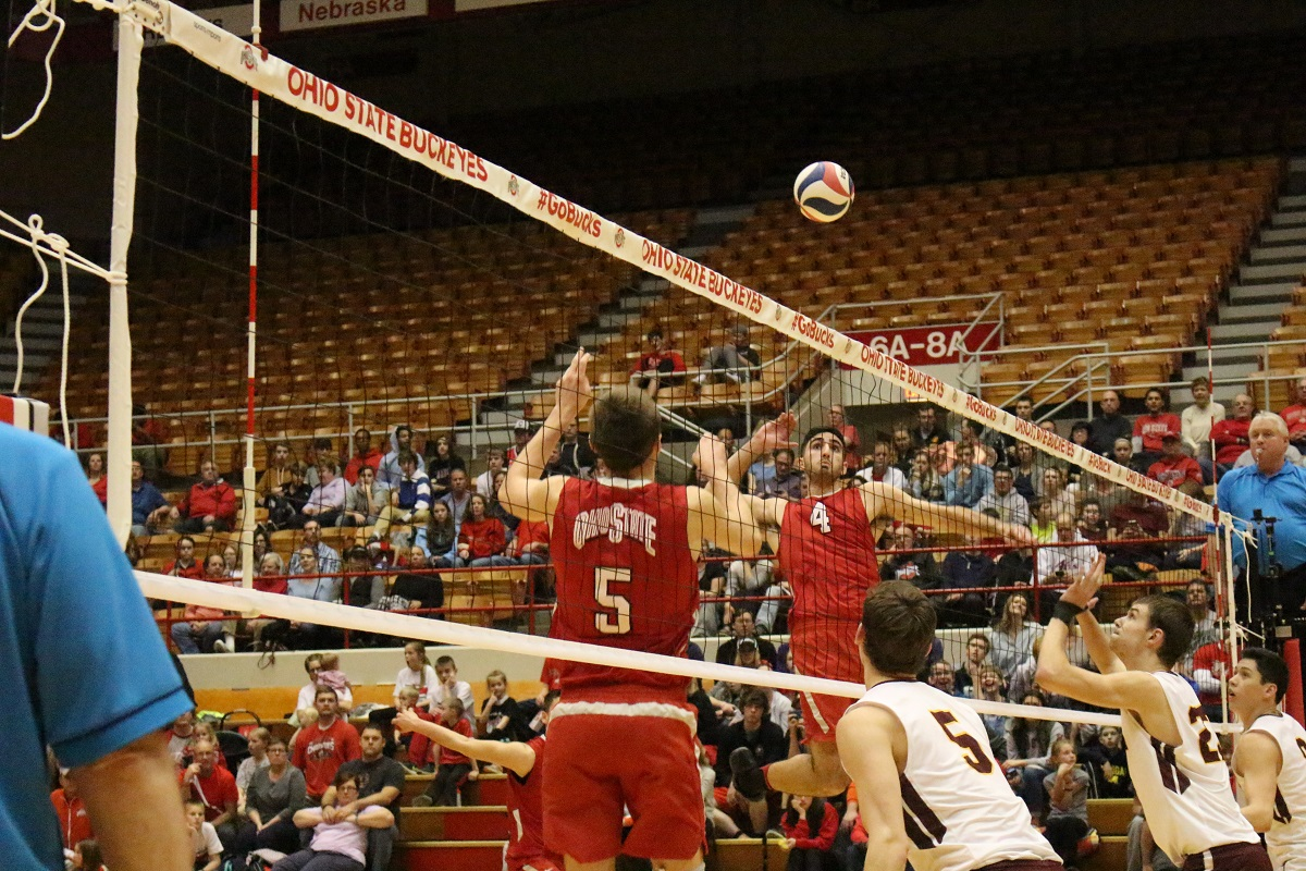 Men's volleyball: No. 1 Ohio State takes on conference foe Grand Canyon twice over weekend