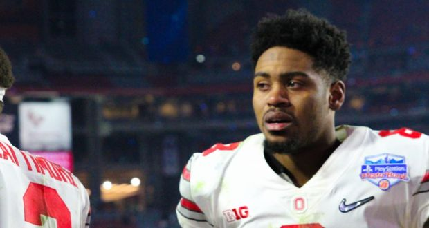 Football: Former Ohio State cornerback Gareon Conley accused of rape at Westin Hotel in Cleveland