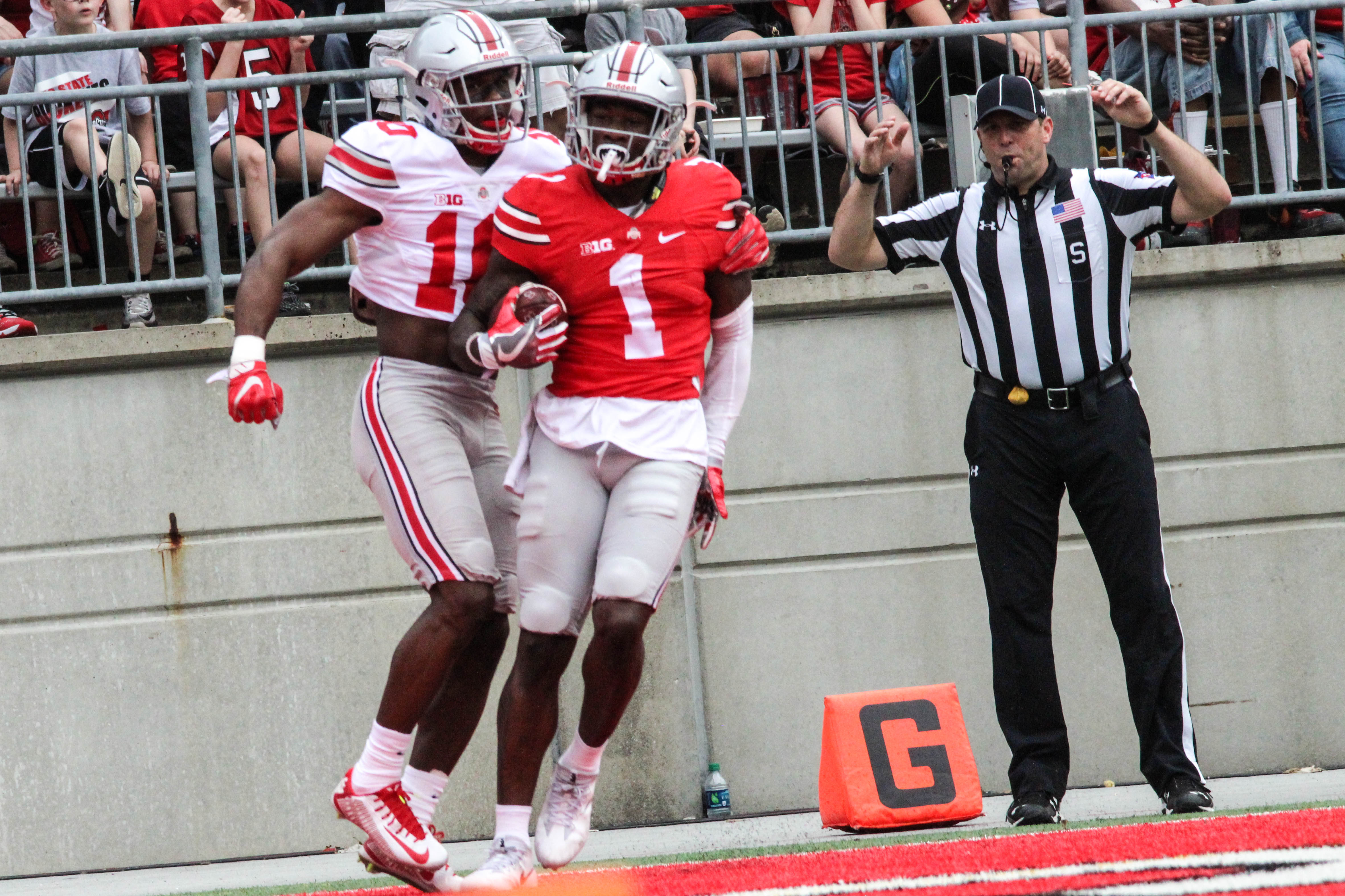 Football: Urban Meyer sees wide receiver group as promising, but position 'wide open'