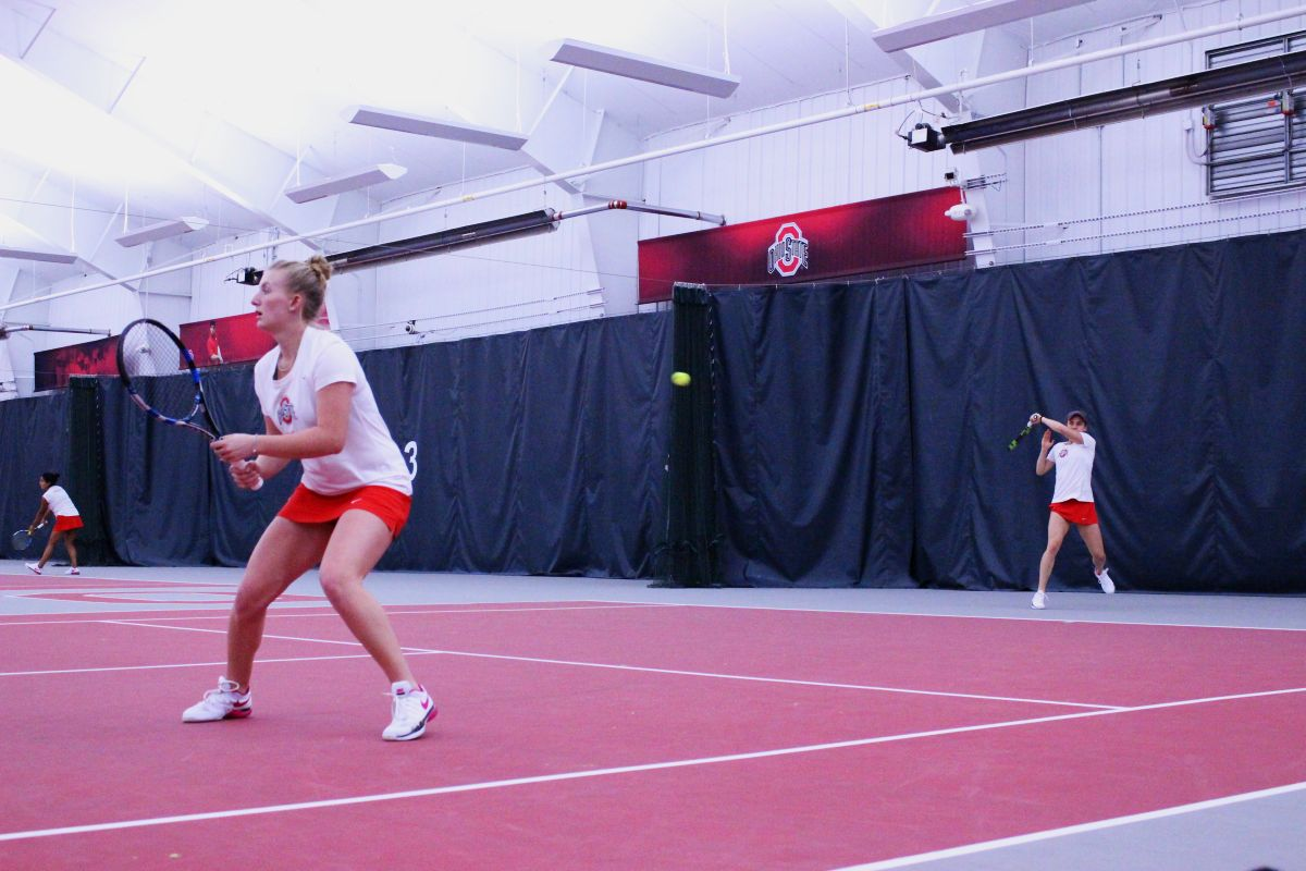 Women's tennis: Ohio State advances to first-ever NCAA semifinal appearance