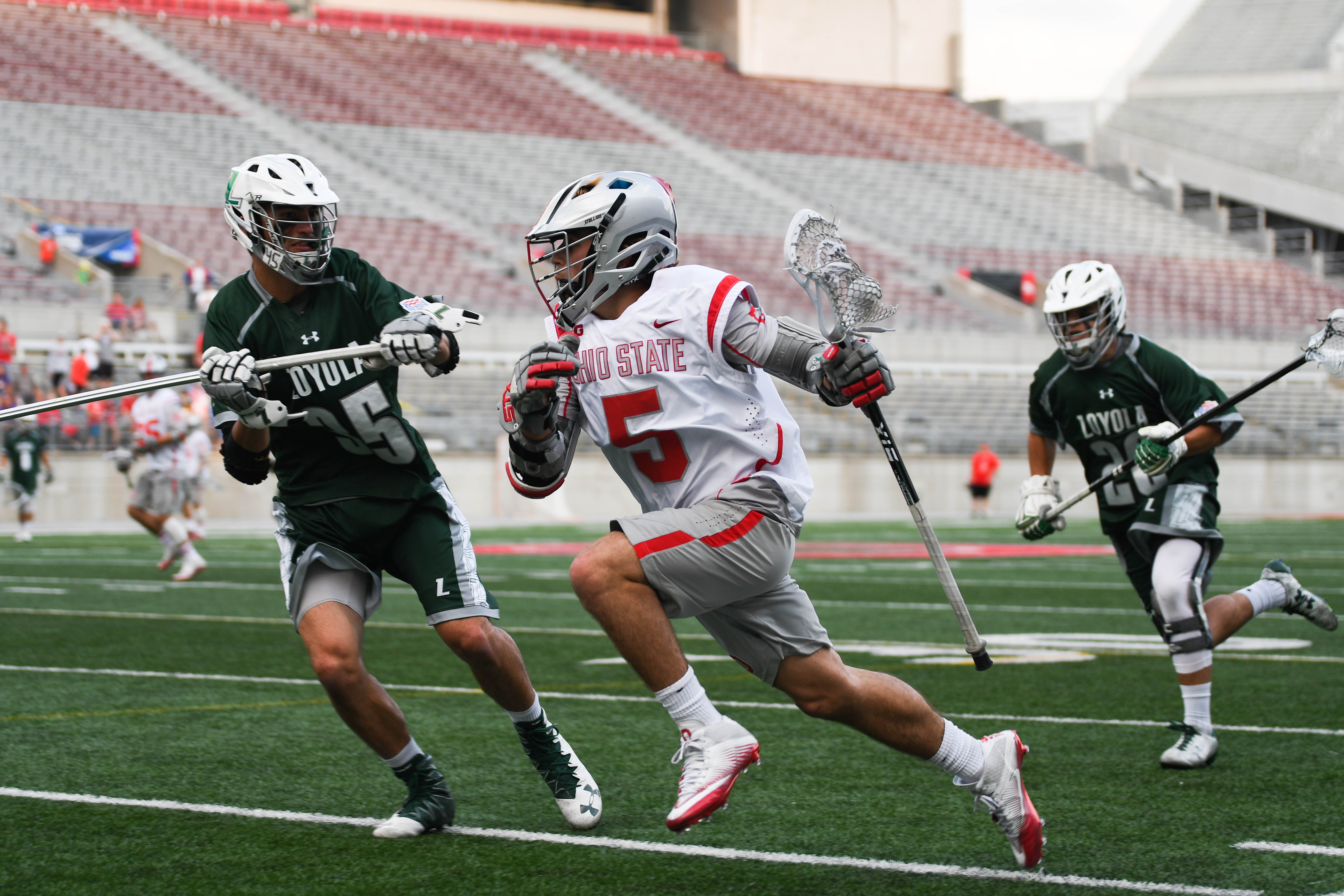 Men's Lacrosse: No. 6 Ohio State welcomes Hofstra for ...