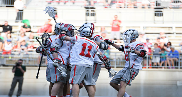 Men's Lacrosse: Maryland defeats Ohio State to win NCAA Championship