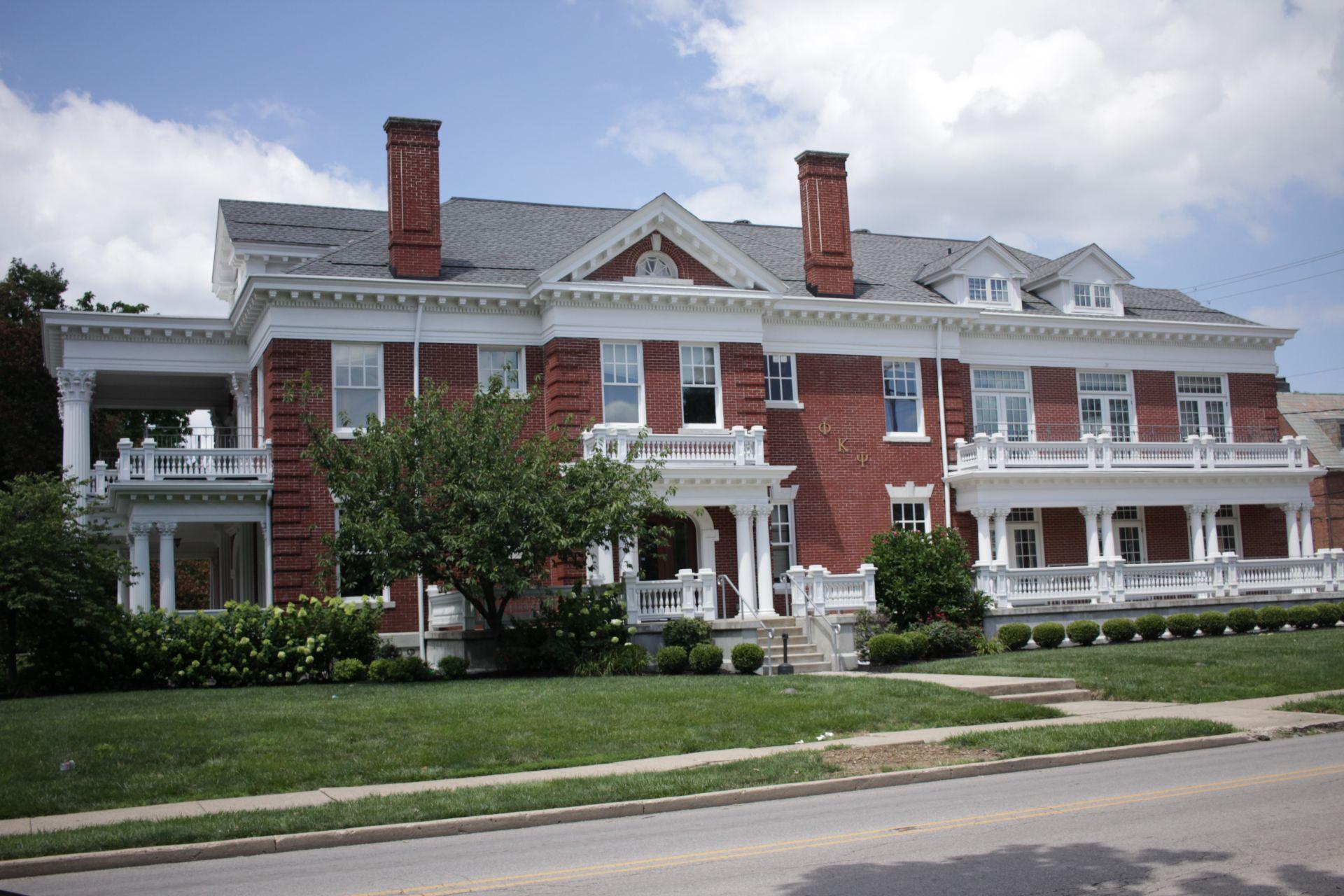 Phi Kappa Psi Frat House