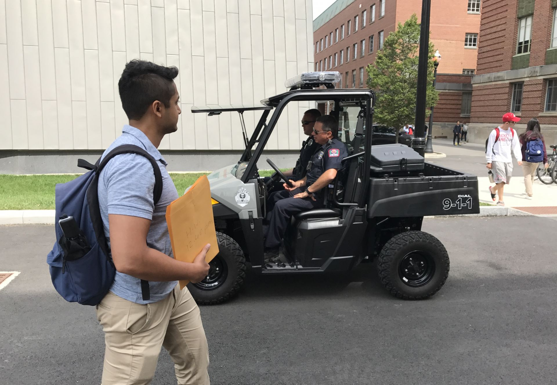 Ohio State University Police using golf cart-like vehicle in ... on golf cart best, golf cart california, golf cart hand, golf cart head, golf cart back, golf cart movie, golf cart large, golf cart red, golf cart front, golf cart game, golf cart step, golf cart fast, golf cart real, golf cart modified, golf cart one, golf cart family, golf cart face, golf cart girl, golf cart light, golf cart king,