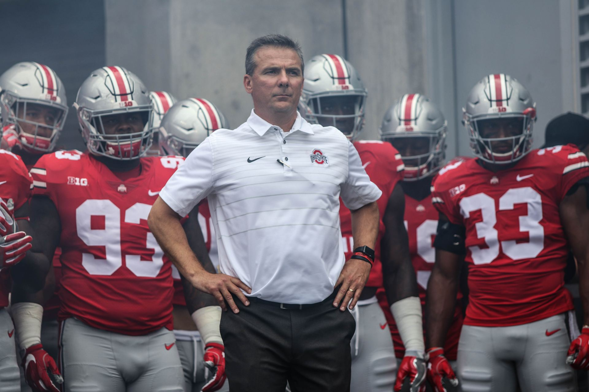 Football: Ohio State - UNLV game preview