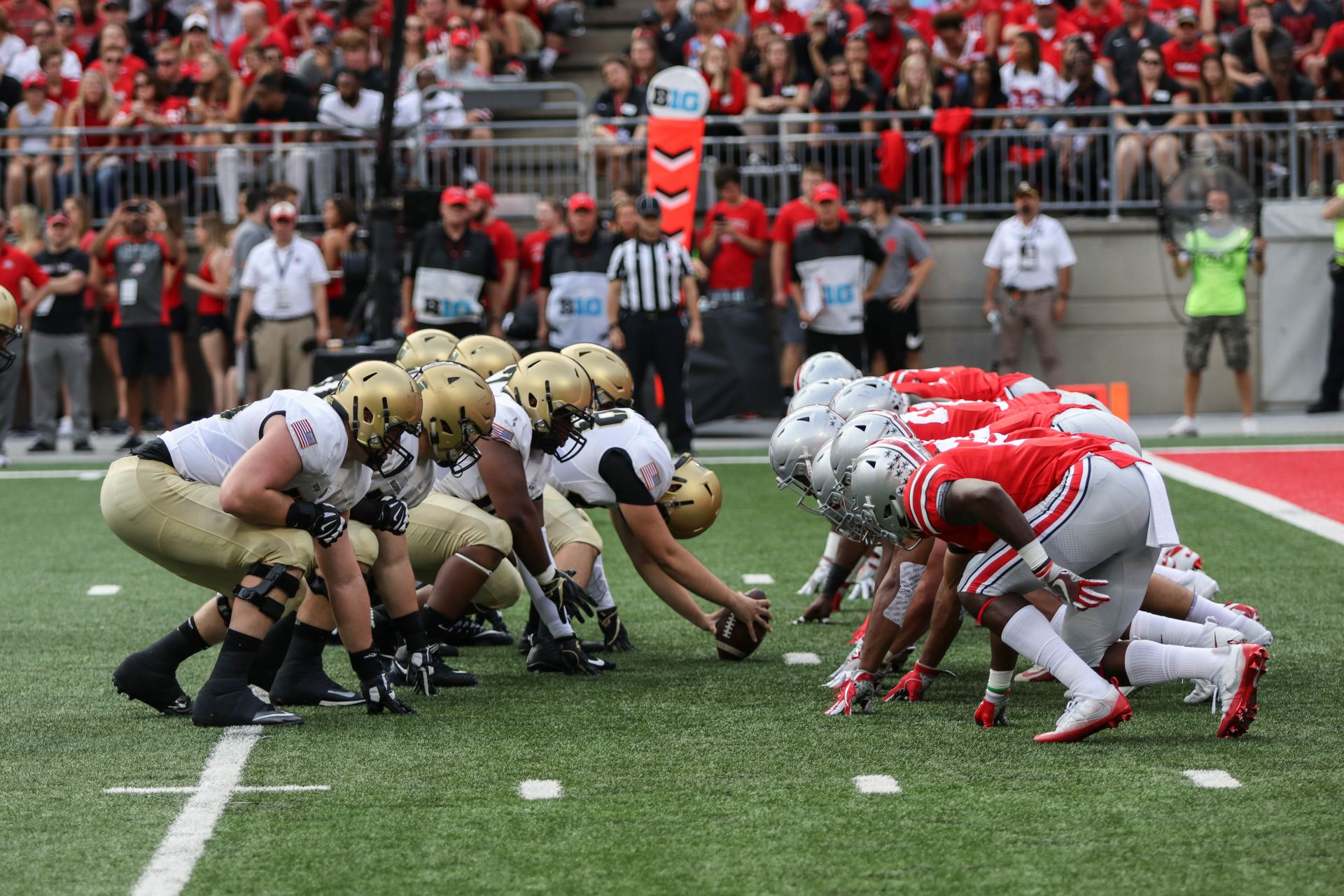 The Silver Bulletin: Highlights from Ohio State Football's 38-7 win over Army