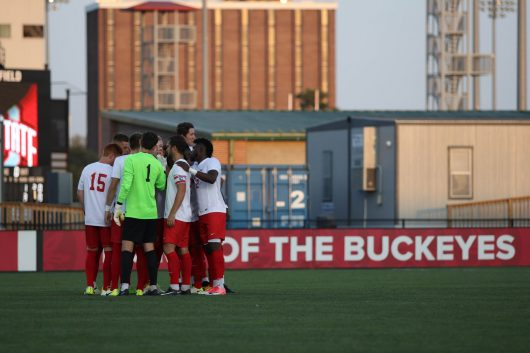 Men's Soccer: Ohio Condition falls to Wisconsin in overtime 1-0