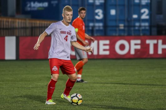 Men's soccer: Midfielder Brady Blackwell's journey there and back again