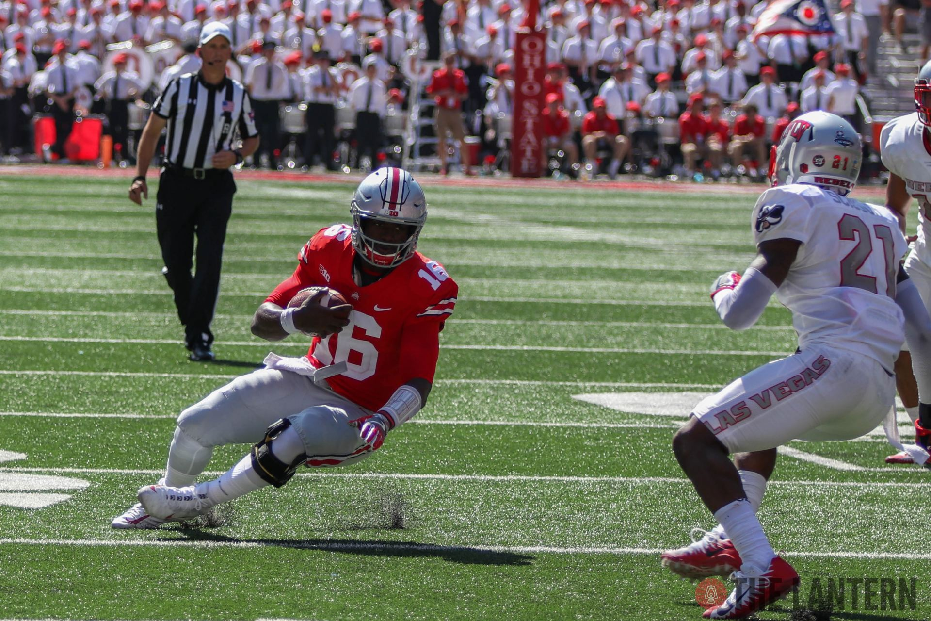 Buckeye Brief: Ohio State's passing game clicks, Rashod Berry makes a statement and more