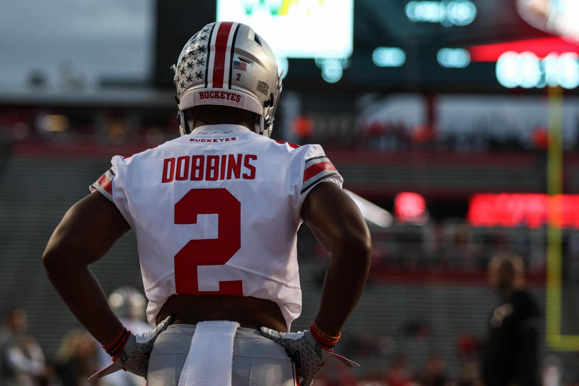 best website 7c557 4321f Joke's over, Ohio State needs to give J.K. Dobbins the ball