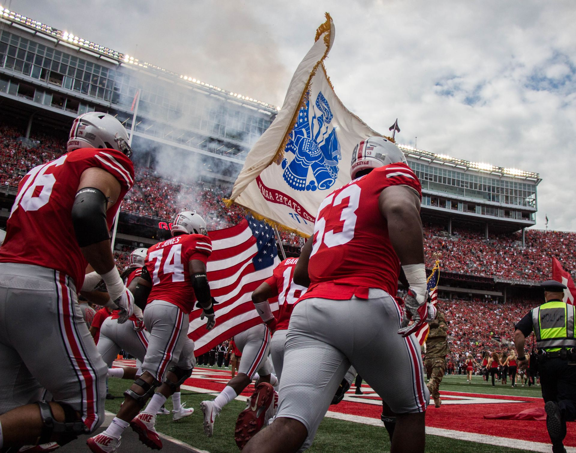 Buckeye Brief Breaking Down Ohio State Army