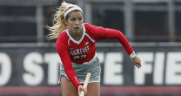 Field Hockey Ohio States Maddy Humphrey Hoping To End Career On