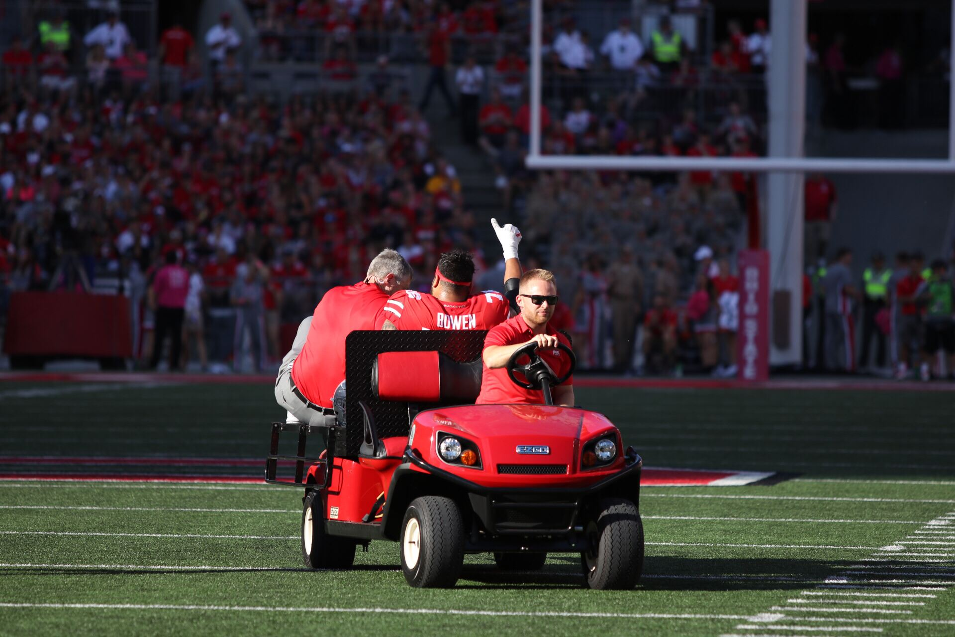football ohio state releases week 7 depth chart prior to nebraska