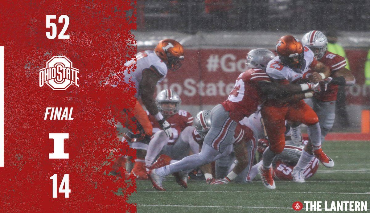 The Silver Bulletin: Highlights and more from Ohio State Football's 52-14 win over Illinois.