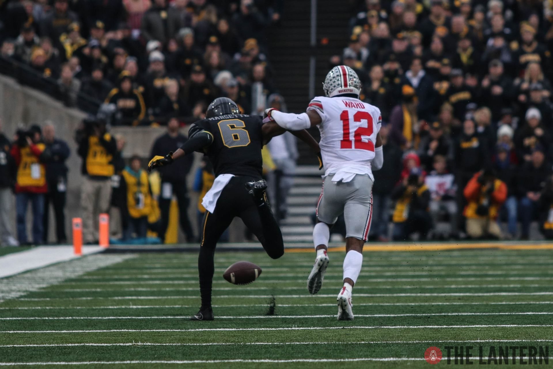 Flaws In Pass Defense Prove Fatal In Ohio State S Loss