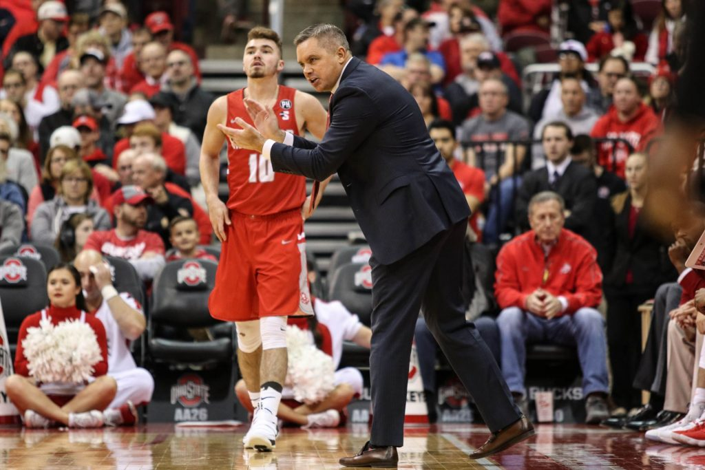 Men's Basketball: Chris Holtmann, coaches exceed ...