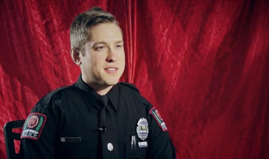 Ohio State police officer awarded Medal of Valor
