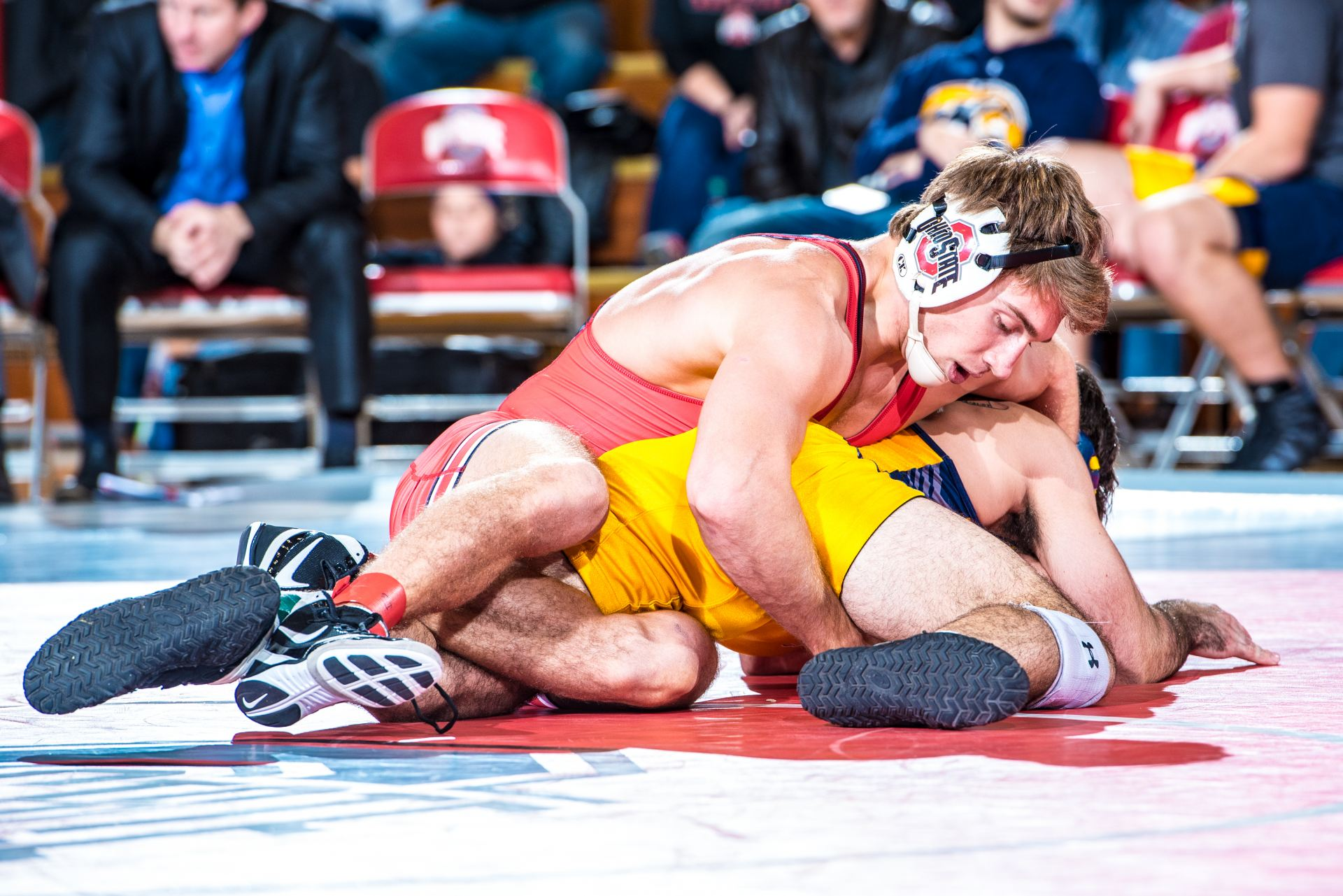 wrestling an inside look at competing unattached as an ohio state