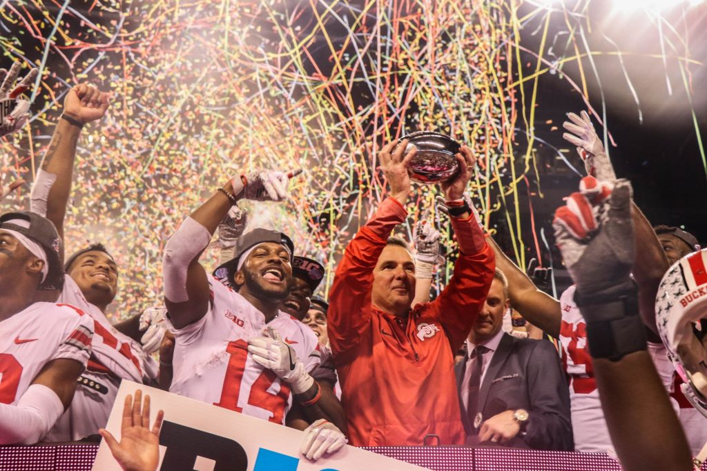 What the Big Ten title means for Ohio State's playoff hopes