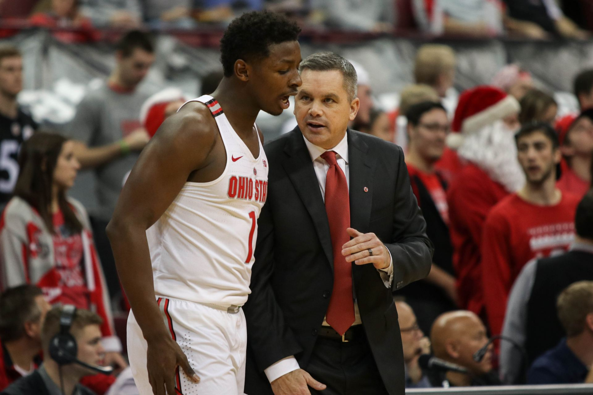 men's basketball: big ten schedule released for ohio state | the lantern