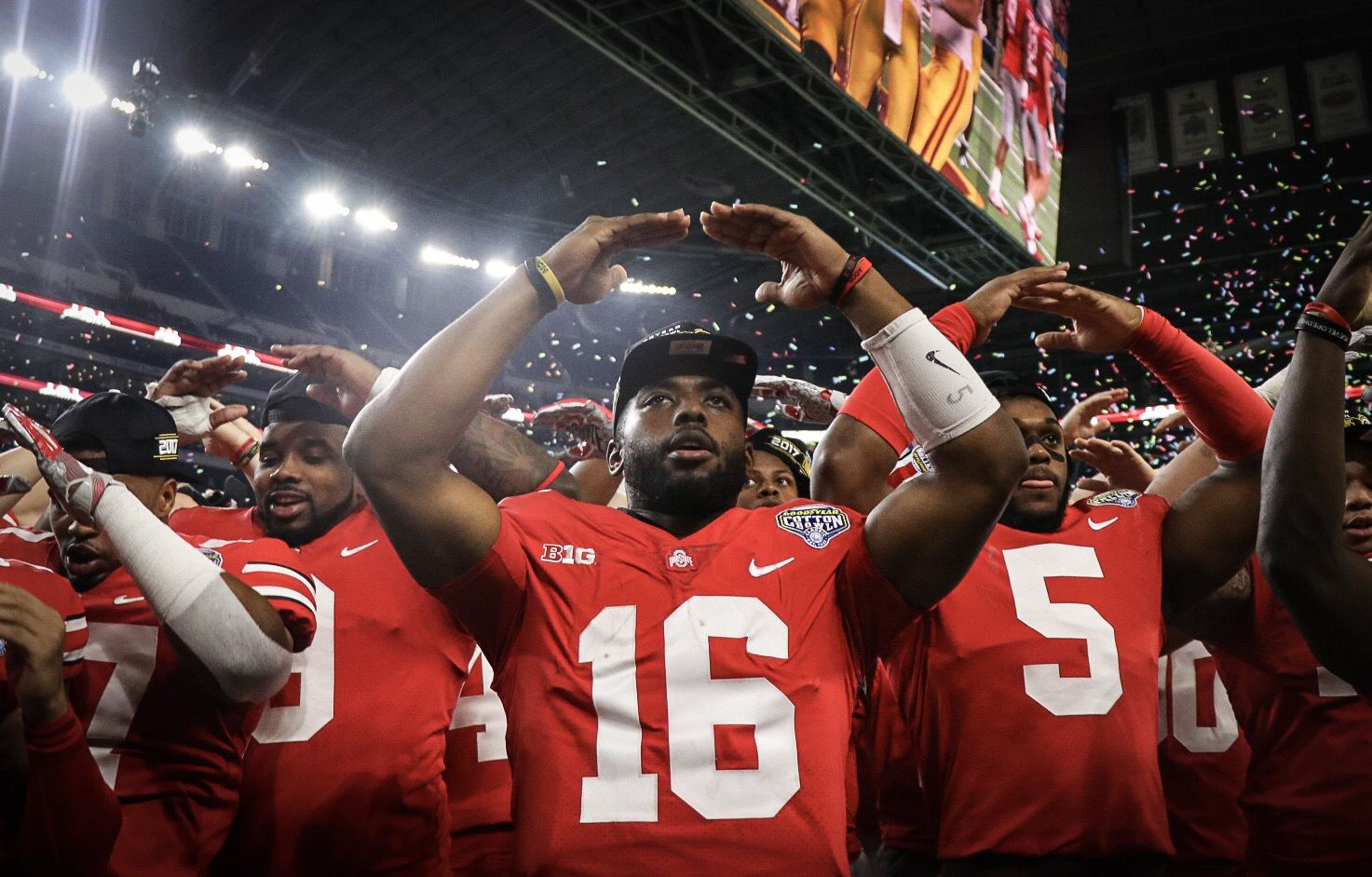 official photos 2f24f 2b649 J.T. Barrett leaves behind complicated legacy at Ohio State