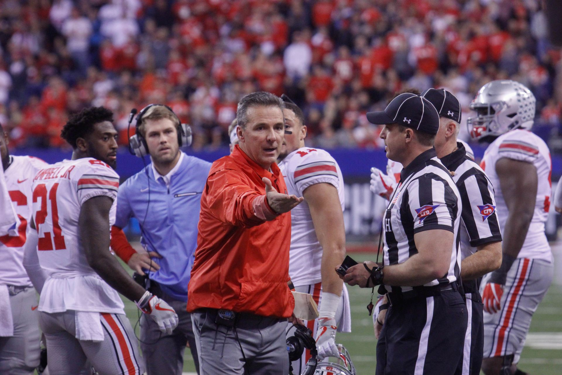 Ohio State rises to No. 5 in final rankings, but misses ...