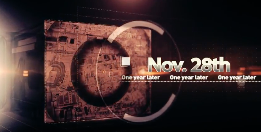 November 28th: One Year Later