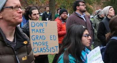 Provision affecting graduate student taxable-income will not be in final House-Senate tax bill